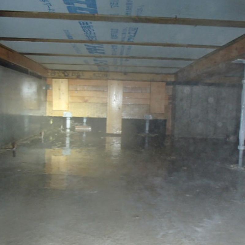 A様邸 宮代町 木材保存工事