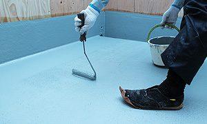 FRP防水工事